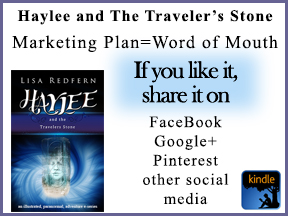 Haylee and the Traveler's Stone trilogy