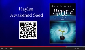 Awakened Seed book trailer screen shot