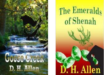 DH allen books