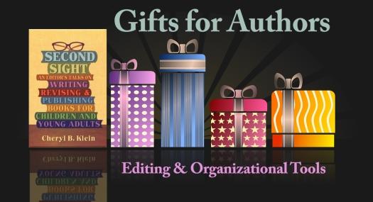 author presents