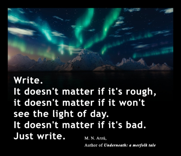 michelle write quote