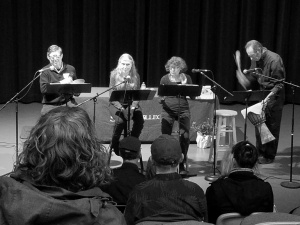 Poets Quartet performance